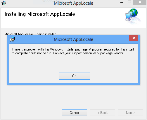 Install Applocale on Windows 8 | Learning Matters     [Wentoday]